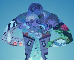 Cloud Atlas on Behance