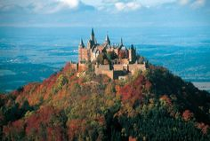 Hohenzollern Castle is listed (or ranked) 3 on the list The Most Beautiful Castles in the World