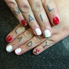 Friday the 13th nails! Superstition! #hellokaylaranaenails