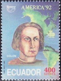 Cristobal Colon - 1992