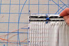 Ney Ney's Nest: Picture Smocking Unraveled-Part 1 Blocking