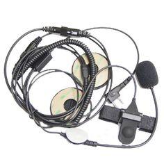 3.5mm Jack Receive Earpiece For Motorola Radio XTS5000 RLN5312A HT750 RLN4941A