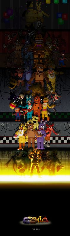 Five Nights at Freddy's by DoodleDox.deviantart.com on @DeviantArt