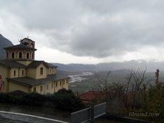 Город Коница Греция: экскурсия в Коницу, домик Святого Паисия, что посмотреть в Конице и чем заняться