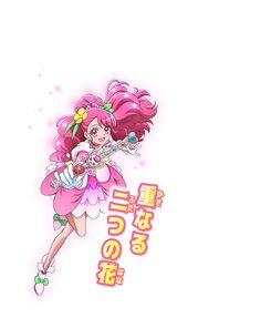 Shugo Chara, Glitter Force, Pretty Cure, Sailor Moon, The Cure, Pokemon, Healing, Animation, Live