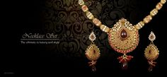 Indian Jewelry Set Ethnic Copper Traditional Wedding Party Red Polki Necklace