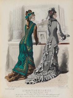 Le Moniteur de la Mode 1877 (J/1)