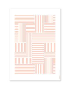 Stripes poster