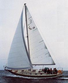 Cabo Rico 38 photo on sailboatdata.com