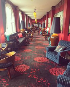 Loved this hallway  #bluemountains #hydromajestic #roomdecor #interiordesign #hightea by jessicaamy_r