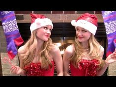 SANTA BABY - Harp Twins - Camille and Kennerly