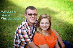 Johnathan and Trina .. big smiles :)