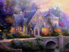 Lamplight Manor.
