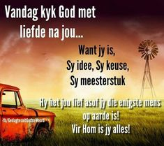 Birthday Wishes For Brother, Birthday Quotes For Him, Goeie More, Christian Pictures, Afrikaans Quotes, Special Quotes, Good Morning Wishes, Birthday Cards, Life Quotes