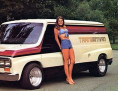70s van