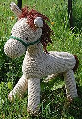 Ravelry: Perfect Pony pattern by Jennifer Down Under