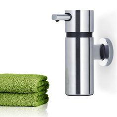 YBATH - Aero Wall-Mounted Soap Dispenser - Polished $63.89