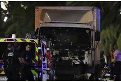 Papa em oração pelas vítimas do atentado em Nice