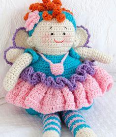 Tooth Fairy doll