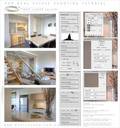 HDR Real Estate Photography Tutorial. http://agbeat.com/real-estate-coaching-tutorials/diy-real-estate-photography-here-are-some-simple-tips/
