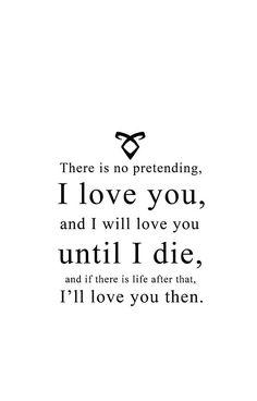 Jace Wayland - Quote