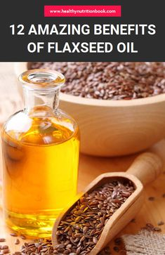Flaxseed Oil For Your Eyes, Skin, And Heart: Why Is it Beneficial? How To Use It… - General Health Nutrition Tips, Health Diet, Health And Nutrition, Health And Wellness, Nutrition Products, Nutrition Chart, Nutrition Shakes, Vegetable Nutrition, Chicken Curry