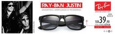 By Ray Ban JUSTIN - Model 4165-601 / 8G Sunglasses, Affordable, competitive with the European market column is also a reference in fashion, with offers of almost simultaneous releases to Europe.