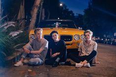 New Hope Club - Derrick Freske Pretty Boys, Cute Boys, Hope Love, My Love, Cute Animal Quotes, Blake Richardson, Reece Bibby, New Hope Club, Collage