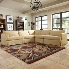 Birch Lane Clausen Sectional