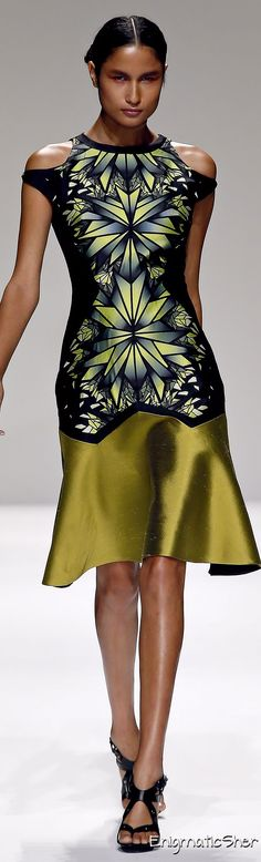 Bibhu Mohapatra Spring Summer 2013 Ready-To-Wear