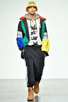 Bobby Abley Spring-Summer 2018 - London Fashion Week Men's