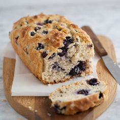 Blueberry Oatmeal Bread Recipe « Go Bold with Butter