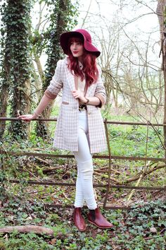 What I Wore | Country Cream // http://www.wonderful--you.com/