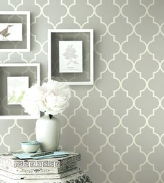 Wallpaper Borders For Bedrooms Uk   Organizing Ideas For Bedrooms Check  More At Http:/. Contemporary Geometric WallpaperContemporary Living Room ...