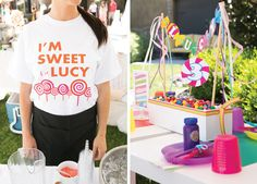 {Party Feature} Spectacular Candyland Birthday Party! on http://pizzazzerie.com