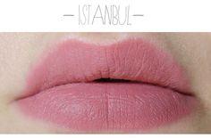 nyx soft matte lip cream istanbul - Google Search