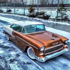 Likes, 10 Comments - 1956 Chevy Bel Air, 1955 Chevrolet, 1955 Chevy, Vintage Cars, Antique Cars, Classic Cars Usa, Chevy Classic, Power Cars, Trucks