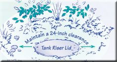 Good to know Septic Tank Covers, City Utilities, Septic System, Simple House, Yard Ideas, Landscaping Ideas, The Great Outdoors, Shrubs, Outdoor Gardens