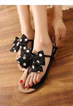 Victori Flat Sandals  from sniksa