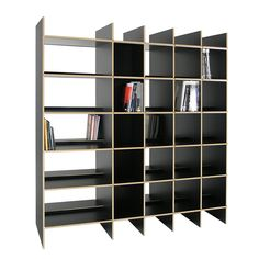 Axel Kufus,2004    Moormann FNP Archiv is a variation on the basic FNP version. The shelf facilitates the storage of large amounts of fi...