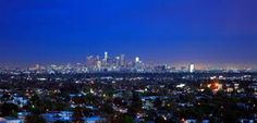 Image result for photos los angeles at night