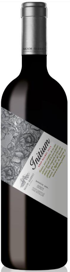 """""""Initium"""" Malbec 2012 - Moor Barrio wines, Guaymallén, Mendoza-------------------------------- Terroir: La Consulta (San Carlos) ---- Crianza: 12 meses en barricas americanas, el 65 % del total del corte"""