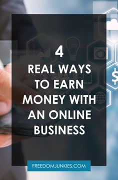 Here are 4 REAL Ways to Earn Money Online with an Online Business. I've tried and tested the best ways to make money online and am sharing my tips here. THIS WEBINAR IS FOR YOU IF: You are tired of a 9 – 5 lifestyle. You are tired of not having enough money to pay the bills. You are ready to have more time in your life to do the things you love. You are sick of all the 'earn money online' BS. You are ready to live an extraordinary life!!