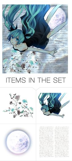 """""""Deep-sea Girl"""" by fallen000 ❤ liked on Polyvore featuring art"""