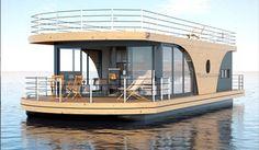 Nautilus Hausboote - Facilities
