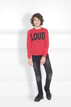 Shop the look Boy Fashion, Cute Boys, Boy Or Girl, Graphic Sweatshirt, Nike, Sweatshirts, Sweaters, Jackets, Shape