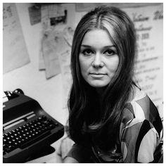 """Gloria Steinem // """"W"""