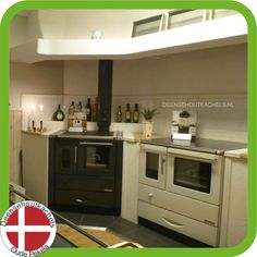 Josef Davidssons Viking 60 en 75 houtfornuizen / range cookers. Kitchen Island, Kitchen Cabinets, Range Cooker, Pantry Design, Cookers, Home Decor, Kitchens, Island Kitchen, Decoration Home