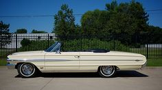 1964 Ford Galaxie 500XL Convertible Q-Code 427/410 HP, 4-Speed presented as lot S163.1 at Dallas, TX 2015 - image2