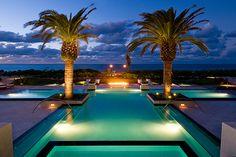 Symmetrical pools :)